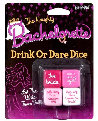 Bachelorette Drink or Dare