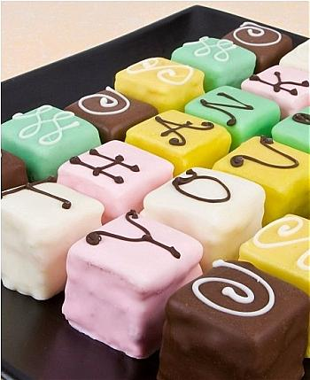 Let These Be Your Way Of Saying Thank You Fanciful Confections Are Both Beautiful And Delicious They Specifically Hand Decorated With Three