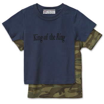 King of the Ring Tee Shirt