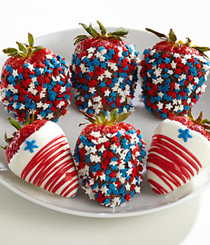 Star Spangled Berries