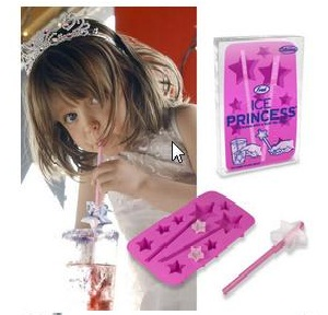 Princess Ice Cube Tray