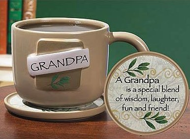 Grandfather Gift Mug