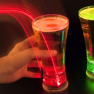 Light Beer Glass
