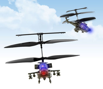 Micro BladeZ Helicopter