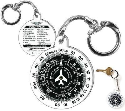 Pilots Keychain Computer