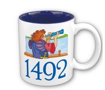 Columbus Mug