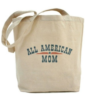 Independence Day Mom Tote Bag