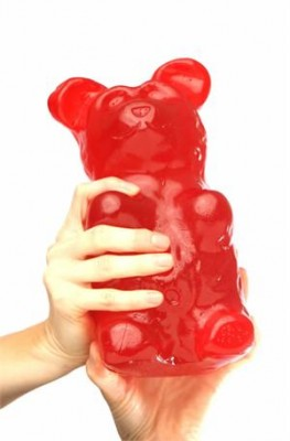 Largest Gummy Bears