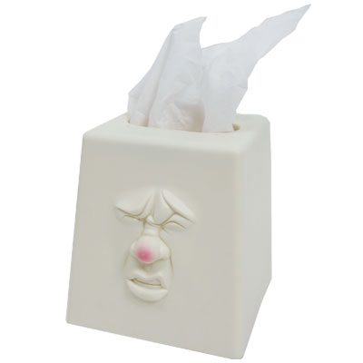Sneezing Tissue Coverbox