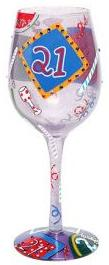 wine glass 21
